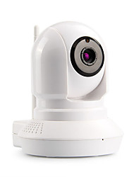 Smart WiFi IP Camera, P2P cloud, Smartlink WiFi connection, HD 720P and Two Way Voice