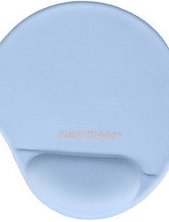 Rantopad TOTO silicone wrist rest mousepad--blue,pink,red,orange color