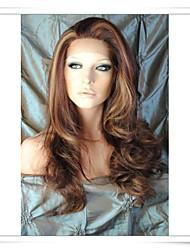 8inch-22inch 100% remy indio pelucas rectas del cordón del pelo humano # 33/27 hlw006