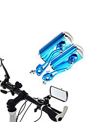 WEST BIKING® Cycling Mountain Bikes Mirror Adjustable Electric Bike Practical Handlebar Safety Mirrors 1 pairs