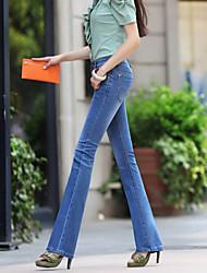 Women's Sexy Bootcut Pants Jeans