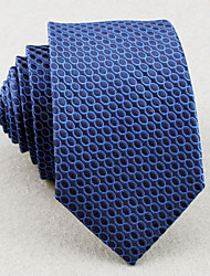 Gravatas ( Azul , Poliéster ) Grade