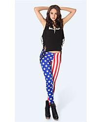 Women's Fashion Print Legging Yoga Pants