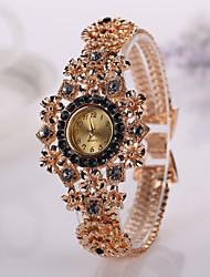 nuova impostazione imitazione diamante 2015 della vigilanza di modo delle donne di stile elettronici vestito orologi da polso della