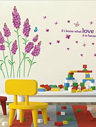casa del piccolo animale smontabile dell'autoadesivo della parete / camera da letto per i bambini