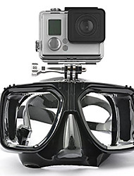 Defary Goggles Diving Masks Mount/Holder For Gopro Hero1 Gopro Hero 2 Gopro Hero 3 Gopro Hero 3+ Gopro Hero 5 Gopro 3/2/1 Sports DV All