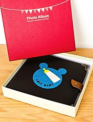 Baby Stereo DIY Photo Album Box Paste