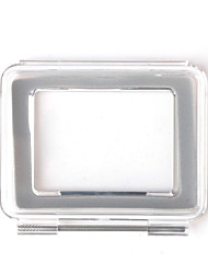 SG362-1 Gopro Clear Waterproof Touch Case Housing Backdoor for GoPro Hero 4 Touch Panel LCD Screen
