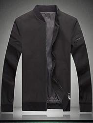 Man in Black Coat Jacket Jacket, jacket bigger sizes fat man