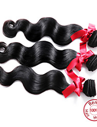 EVET Malaysian Body Wave Virgin Hair Extensions 3pcs/lot 6A Human Hair Body Wave Weave Bundles Free Shipping