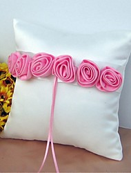 Ring Pillow Satin Garden Theme / Vegas Theme / Asian Theme / Classic Theme / Fairytale ThemeWithRibbons