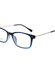 Classic  Square Nickel Alloy Computer Glasses(Assorted Color)