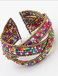 MPL Bohemia style BEADS BEADED BRACELET openings