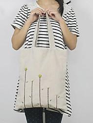 sen departamento das mulheres de pano artesanais de algodão bolsa de ombro bolsa