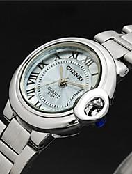 relojes de cuarzo de moda a prueba de agua de las mujeres Chenxi de alto grado