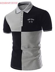 High Quality 2015 New Fashion V-Neck Short Sleeves T-Shirts
