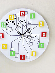 Personalized Fashion Wall Clock