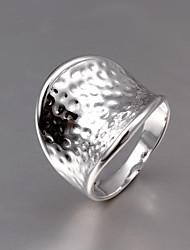 chapado en caliente productos de venta vestido de dama s925 plata regalo anillo de declaración para los amantes