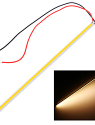 5W LED COB 60 Chip Driving DRL Daytime Running Light Lamp Bar Strip 20cm for Auto Car Vehicle lighting Aluminum