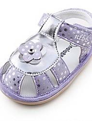 Chaussures bébé - Bleu / Violet - Décontracté - Similicuir - Sandales