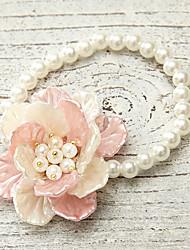 Women's Chain Bracelet Acrylic Imitation Pearl