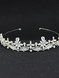 Women Alloy Headbands With Wedding/Party Headpiece