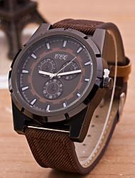 Men Watch Luxury Brand Beinuo Quartz Watches Leather Watch Casual Male Clock Relojes Hombre Relogio Masculino Wrist Watch Cool Watch Unique Watch