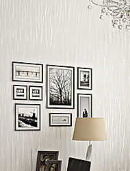 New Rainbow™ Contemporary Wallpaper Art Deco Plain Solid Color Wallpaper Wall Covering Non-woven Fabric Wall Art