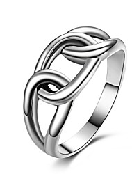Summer Jewelry New Exaggerated Fashion Charms 925 Sterling Silver Jewelry Wedding rings For Women &Men,High Quality