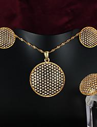 joyas más vendido chapado en oro informal collar de la declaración de la joyería declaración de moda collar de 2015