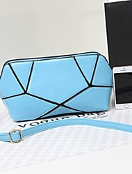 Women 's Other Leather Type Baguette Shoulder Bag/Tote - Blue