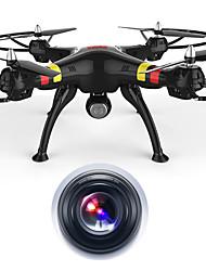 2015 nueva syma cámara 2.4ghz 4 canales producto original x8c venture 6 ejes actualización X5c rc Quadcopter hd drones rollo 3d
