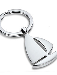 Smooth Sailing Key Chain