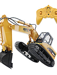 RC Car - Aiqinqin - 1:12 - Excavating machinery Crawler