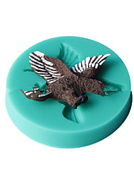 Flying Bird Fondant Mold Cake Decoration Mold