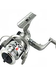 Hengjia Cheap Fishing Reel 6B Coil Spinning Reel Fishing Equipment Quality Reels for Fishing 5.1:1 Gear Ratio