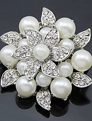 Flower Brooch Wedding Decoration-1