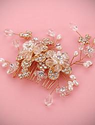 2015The new high-end handmade pearl bridal headdress wedding dress accessories bridal jewelryTM-Headwear0033