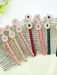 sud-coréen épingle épingle authentique restauration anciennes voies autour du diamant peigne tissu 8 modèles
