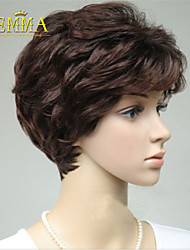 Best Quality Wig Hand Tied Full Lace Wig 100 Human Hair Wig Super Natural Soft Wig Emma Wig the Best Wig Store