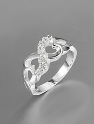 Italy S925 Silver Plated Ring Wholesale Price Fashion Jewelry Ring Brand Jewelry