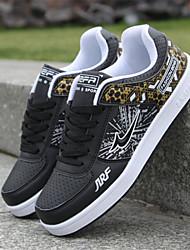 Skateboarding Men's Shoes  Black/Blue/Yellow