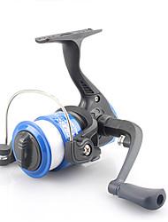 200 Size 5.2:1 3 Ball Bearings Cheap Freshwater Fishing Ice Fishing Carp Spinning Fishing Reels With Line