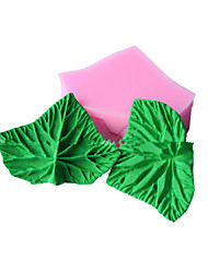 Leaf Shape Fondant Mold Cake Decoration Mold