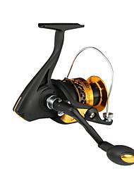 YFY R9-80F 7+1 Ball Bearings  Left/Right Exchangeable Handle; Non-slip Knobs 4.1:1 Fishing Reel Spinning Reel