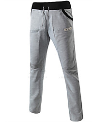Pantaloni della tuta Uomo Casual Cotone