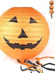 Halloween papier citrouille-lanterne