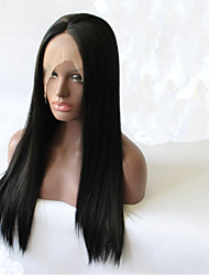 Hot Sale Lace Front Wig High Tempreture Fiber Wigs on Sale African American Wigs Emma Wigs Black Wig