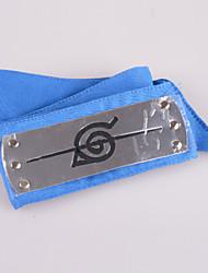 Naruto - Autres - Bleu - Alliage/Coton