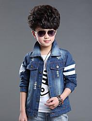 Boys Denim Coat